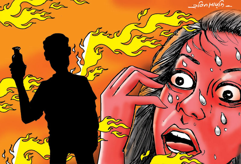 ACID ATTACK: A DESIRE TO DEFACE