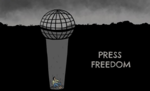 Freedom Of The Press : A Mirror Of The Society