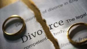 DIVORCE: SOLUTION TO A THREAT
